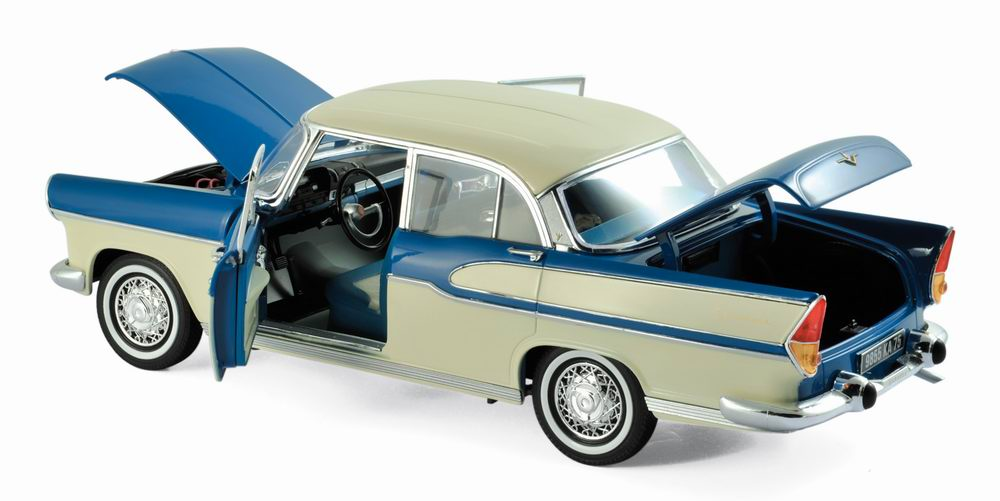 Voiture miniature SIMCA Chambord 1960 Norev 1/18