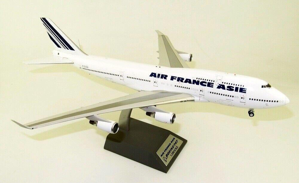 Maquette Boeing 747-400 ASIE F-GISA Air France 1/200