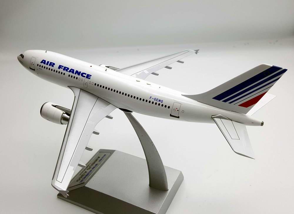 Maquette avion AIRBUS A310-300 AIR FRANCE métal 1/200