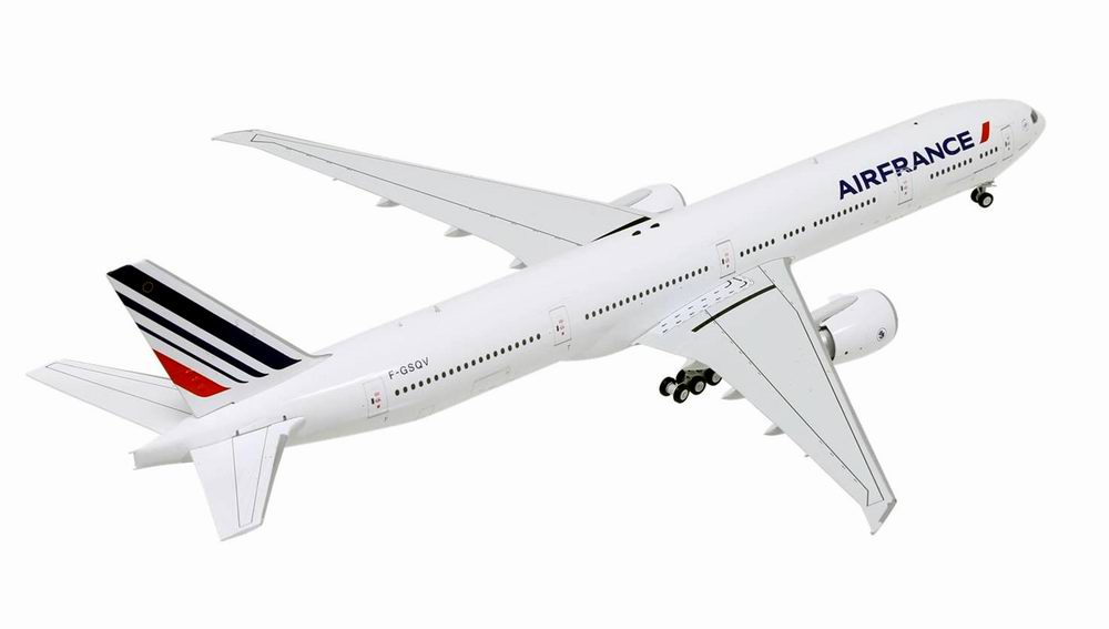 Maquette BOEING B777-300ER AIR FRANCE 1/200