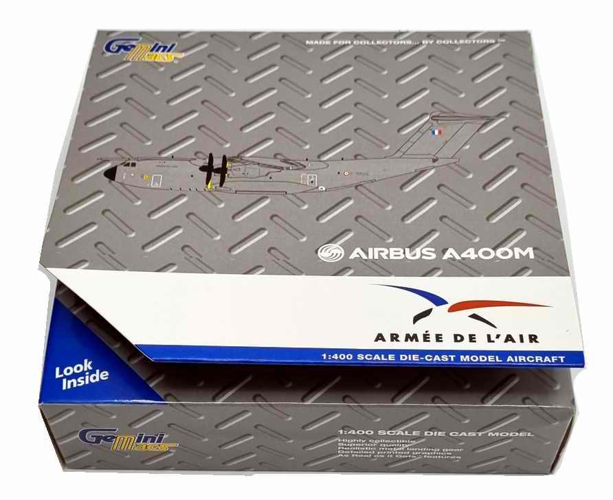 Maquette AIRBUS A400M ARMEE DE L'AIR 1/400