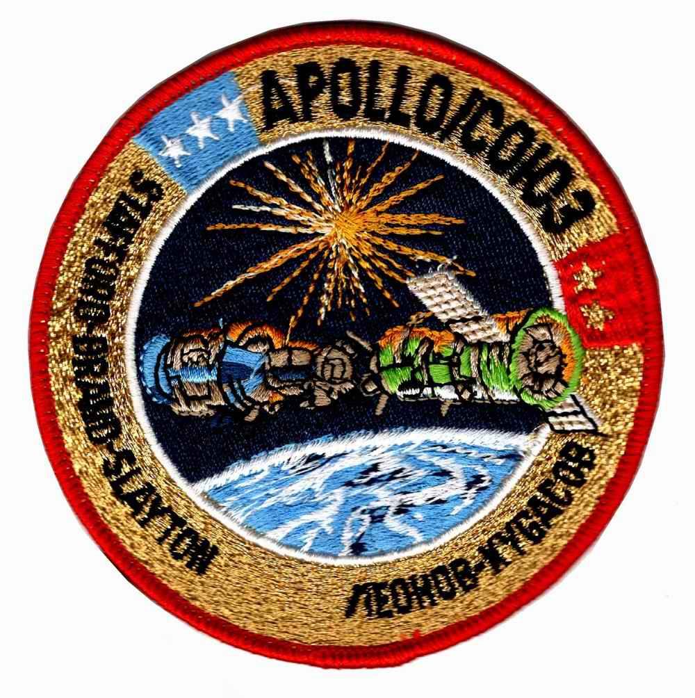 Patch NASA Apollo SOYOUZ