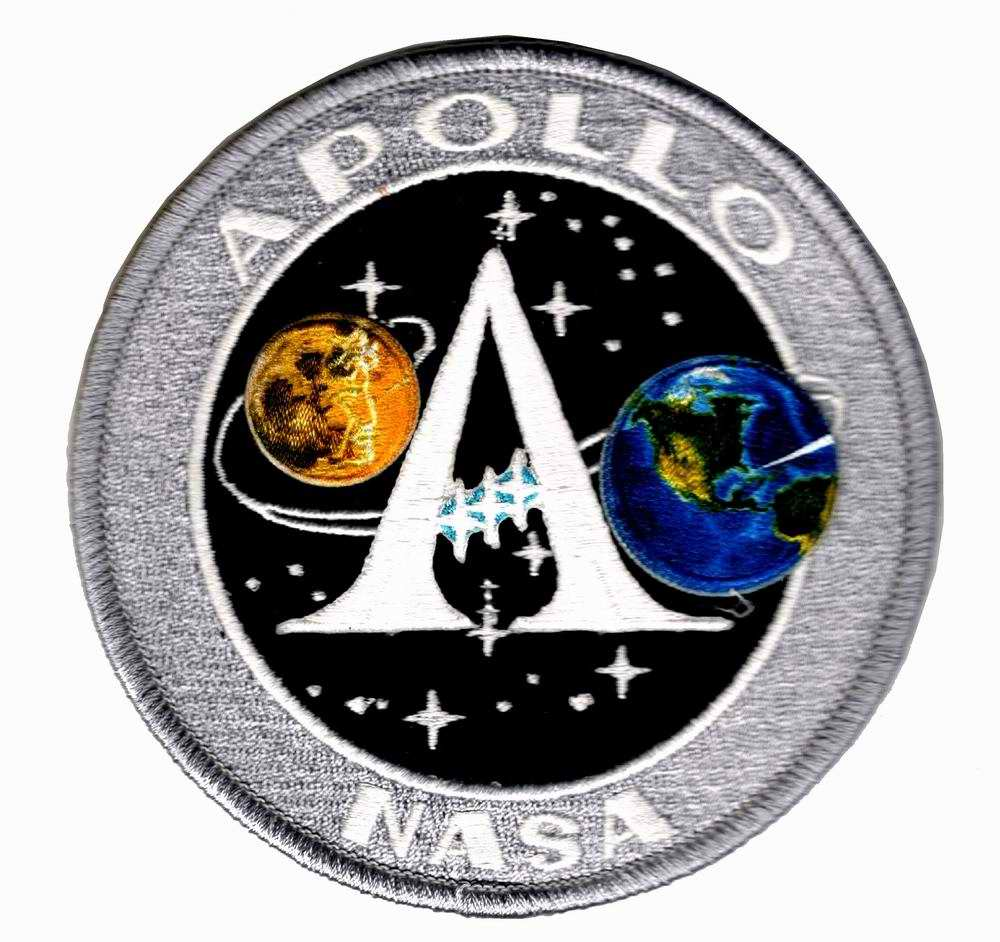 Patch NASA Apollo Programme