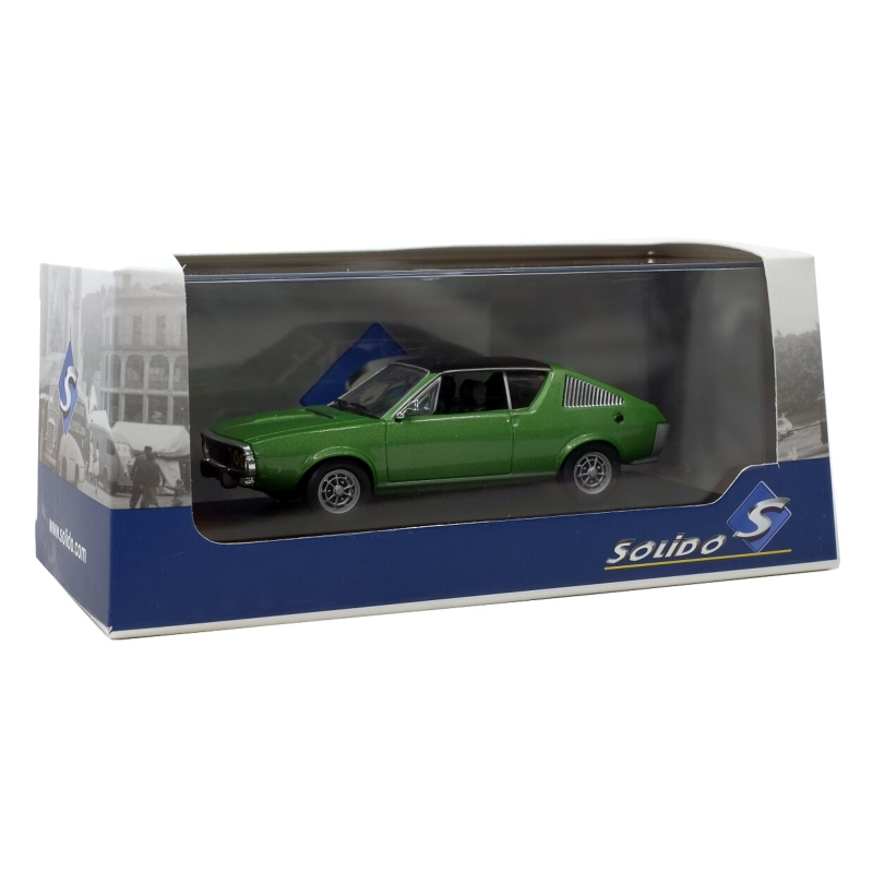 Voiture Miniature R17 Solido 1/43