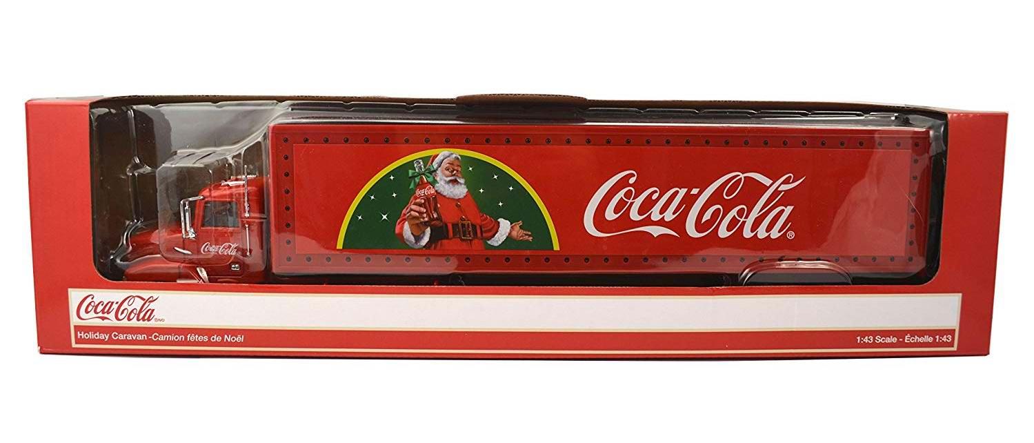 Camion Américain Coca-cola 1/43