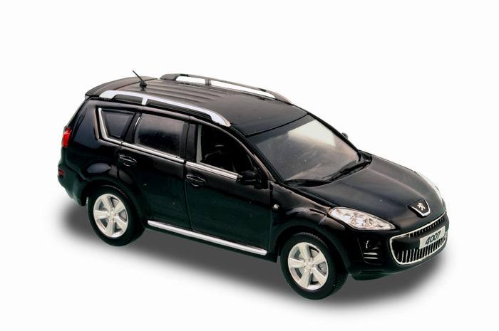 Voiture miniature Peugeot 4007 1/43 Norev