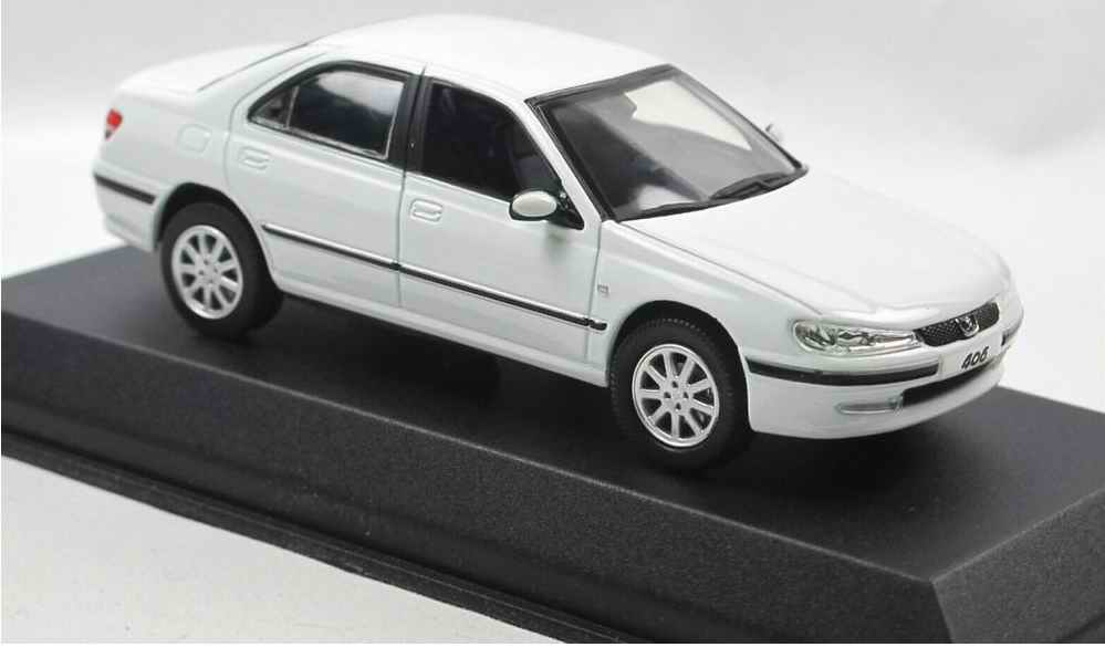 Voiture civile Concept cars Miniature Peugeot RC 1//43 Norev