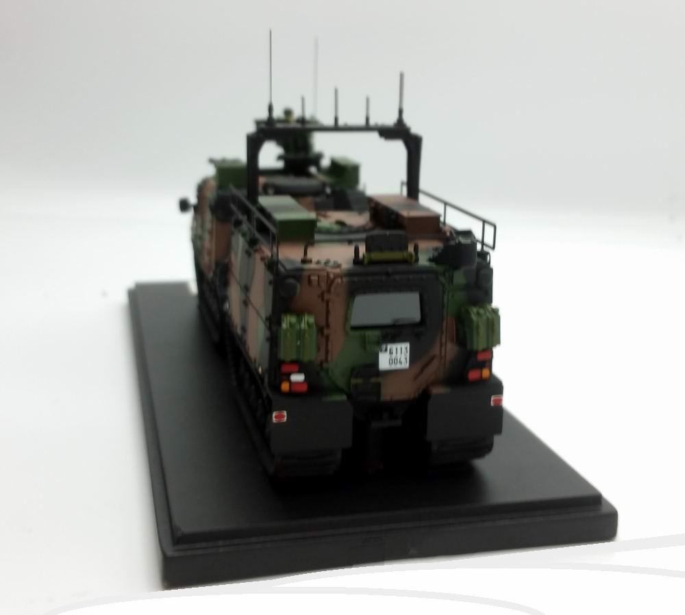 Véhicule Haute Mobilité VHM RANG Transport de Troupes Marine 21e RIMa MASTER FIGHTER BY GASO.LINE