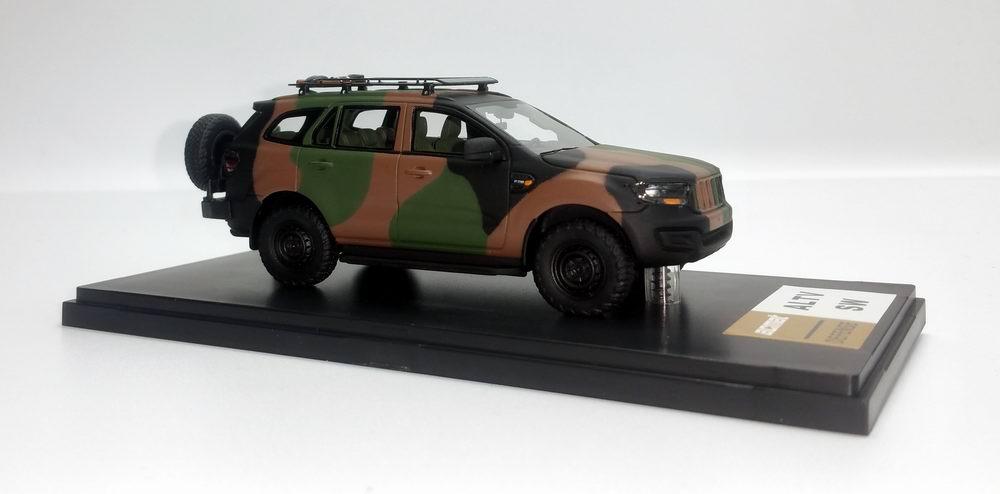 Voiture militaire Armée de Terre Française SUV ACMAT ALTV SW