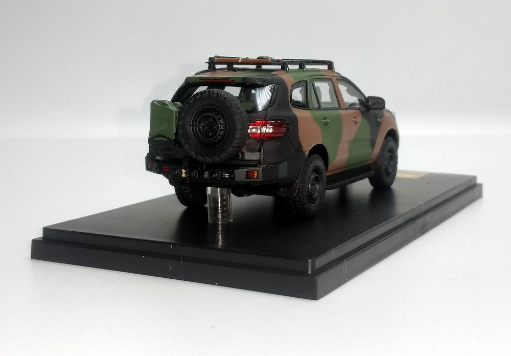 Voiture Armée de Terre Française SUV ACMAT ALTV SW 1/48