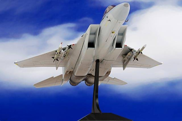 Maquette McDonnell Douglas F-15C Eagle