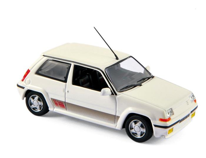 RENAULT 5 GT Turbo de 1989 NOREV 1/43