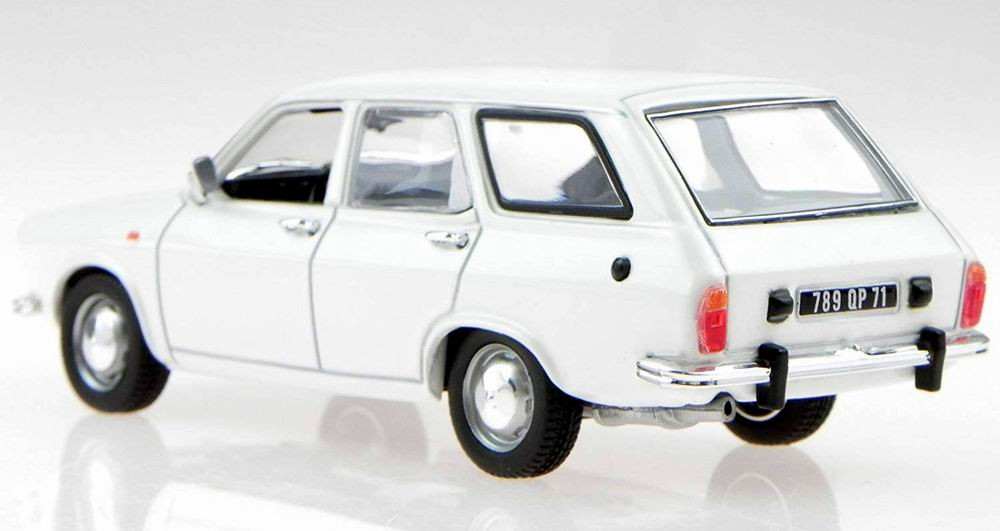 Miniature RENAULT 12 break Norev 1/43
