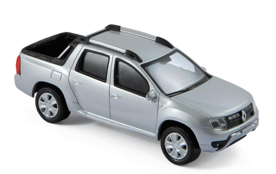 Miniature RENAULT Duster Oroch Pick-Up NOREV 1/43