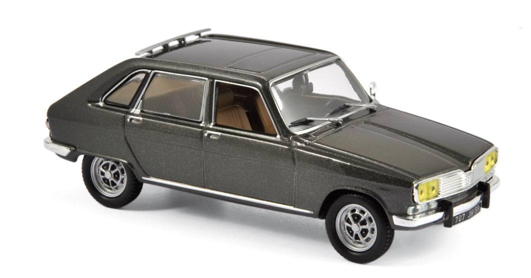 Voiture miniature RENAULT 16 TX de 1976 NOREV 1/43