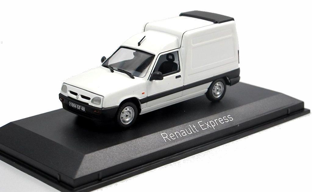 Voiture miniature RENAULT Express 3 de 1995 NOREV 1/43