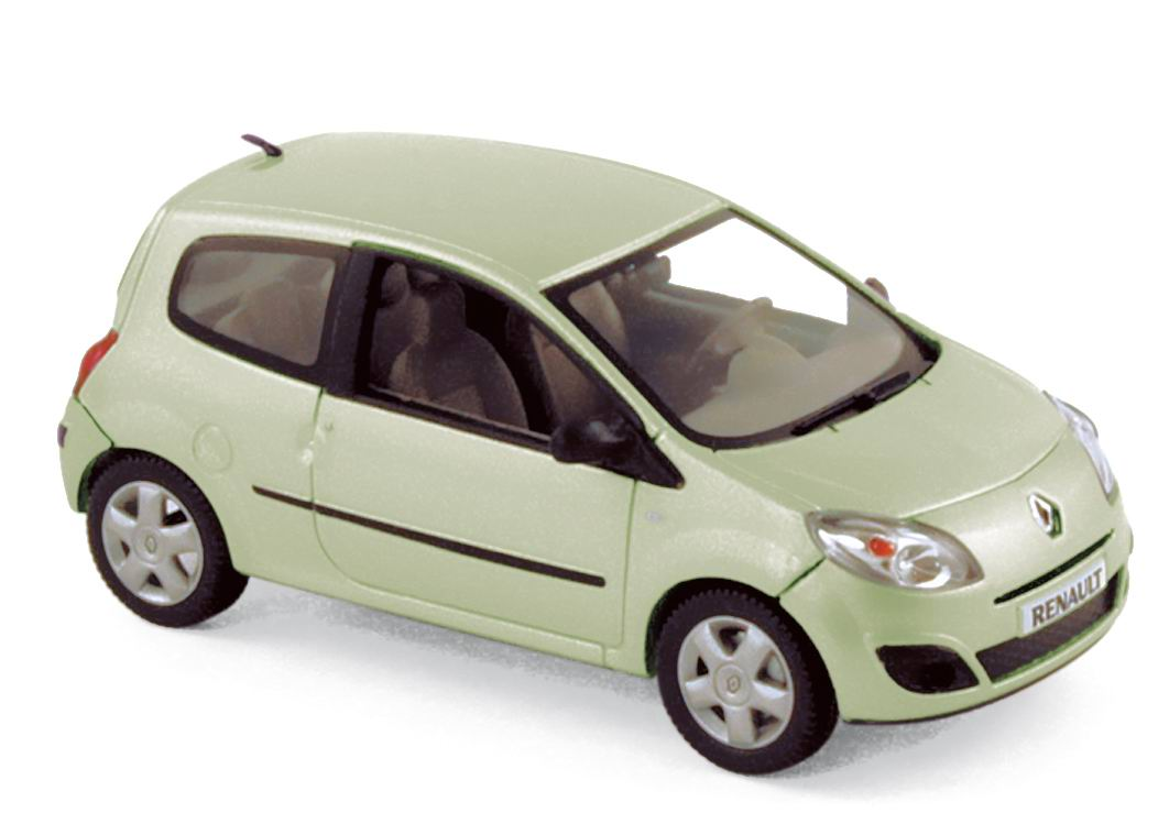 Miniature RENAULT Twingo 2007 NOREV 1/43