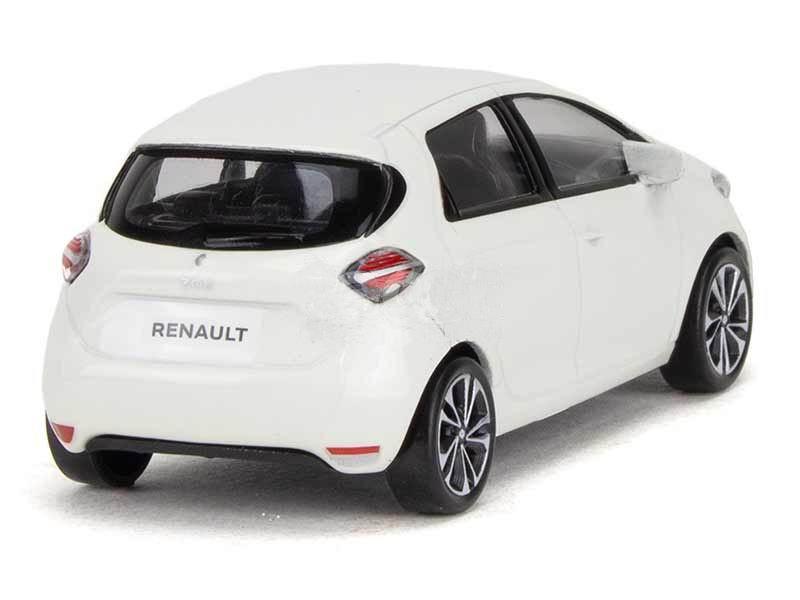 Voiture miniature RENAULTZOE ZE50 électrique 2020 NOREV 1/43