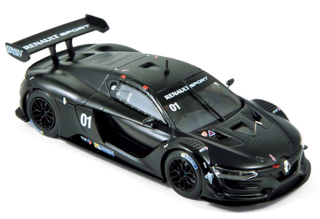 Miniature RENAULT RS 01 Norev 1/43