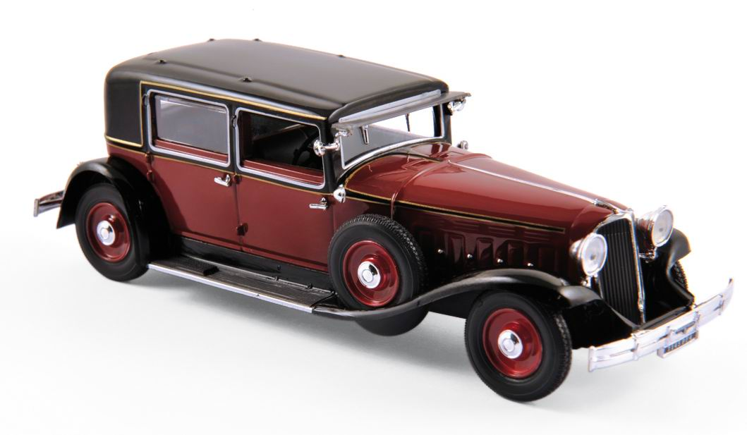 Miniature RENAULT Type RM2 Reinastella 1932 Norev 1/43