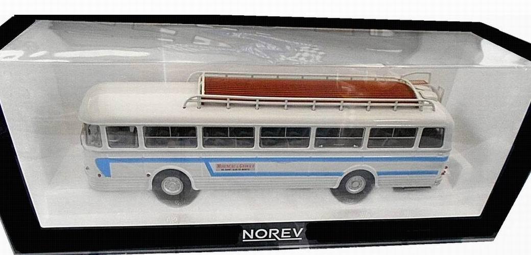 Chausson AP52 1955 Clear Blue /& Blue 1//43 NOREV 530023