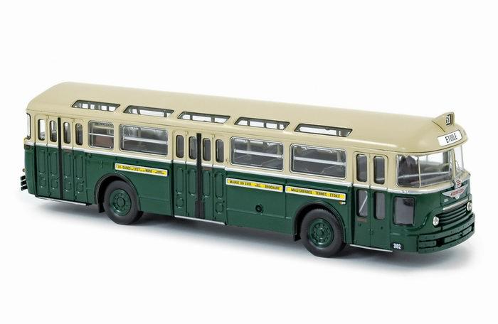 Autobus CHAUSSON APU53 RATP de 1953 1/43 NOREV