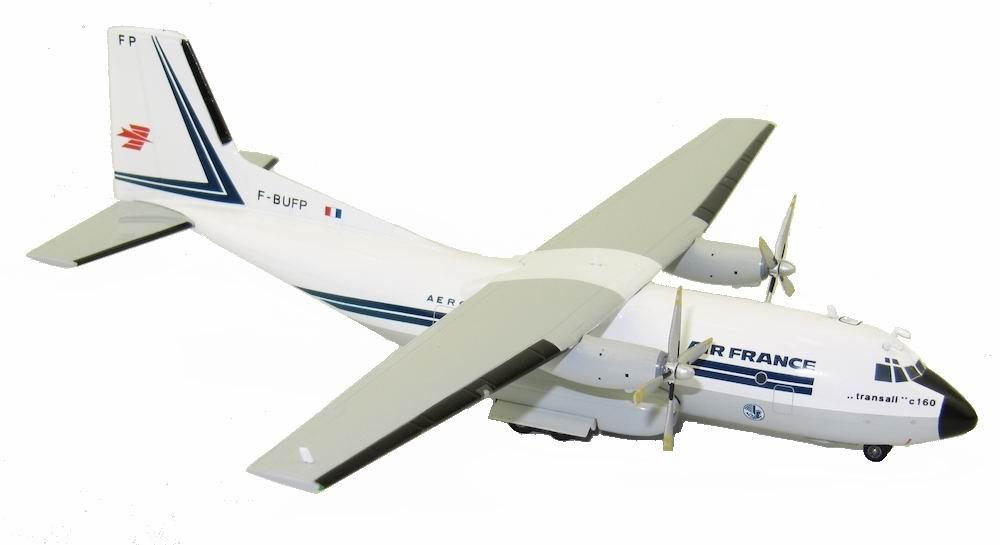 Maquette C160 Transall Air France Aéropostale 1/200