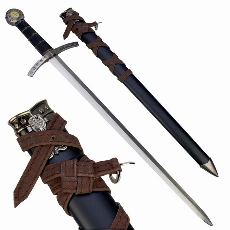 Épée médiévale Templiers croisade