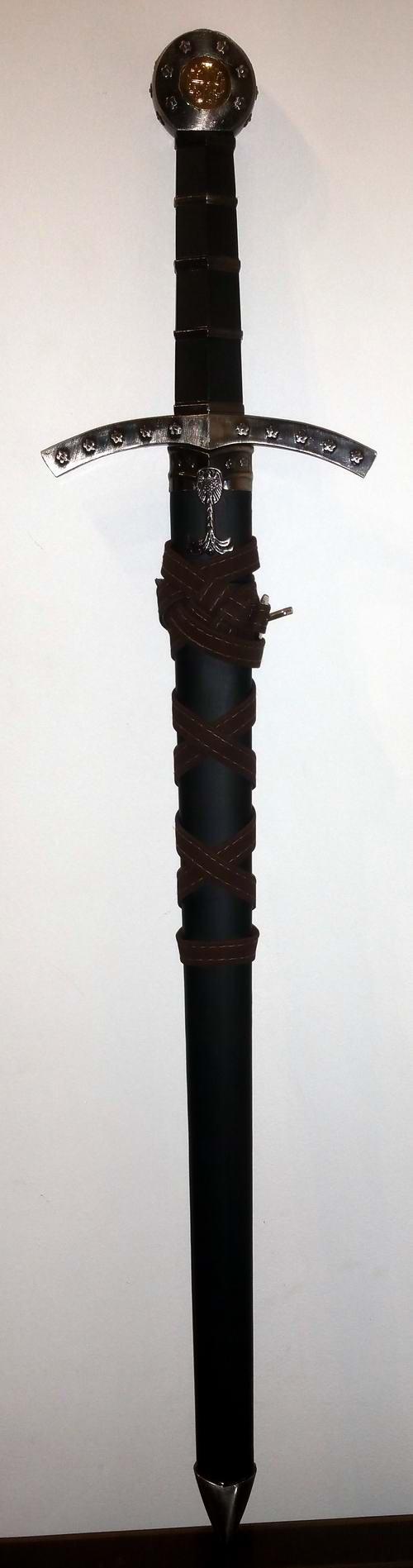 Épée courte moyen age Templiers croisade