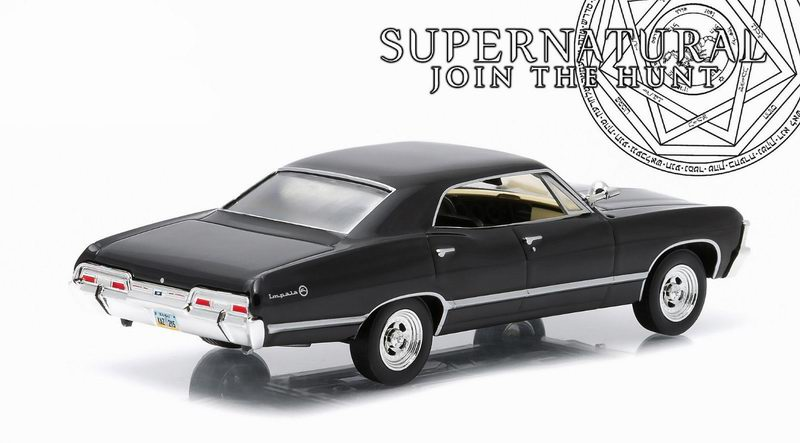 Voiture CHEVROLET Impala Sport Sedan SUPERNATURAL au 1//43