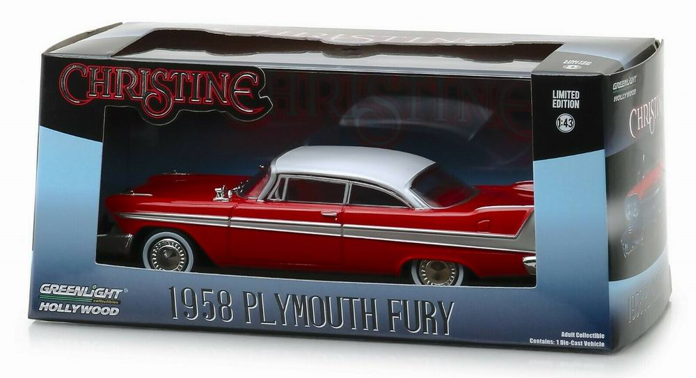 Voiture miniature Plymouth Christine jour 1/43