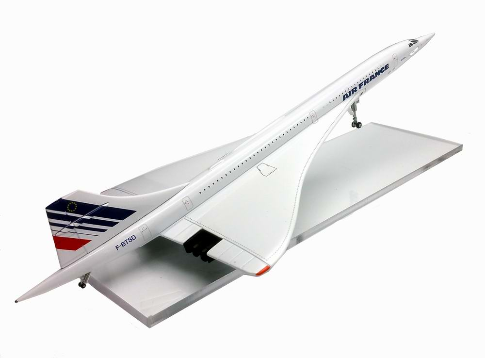 Concorde Air France F-BTSD 1/200