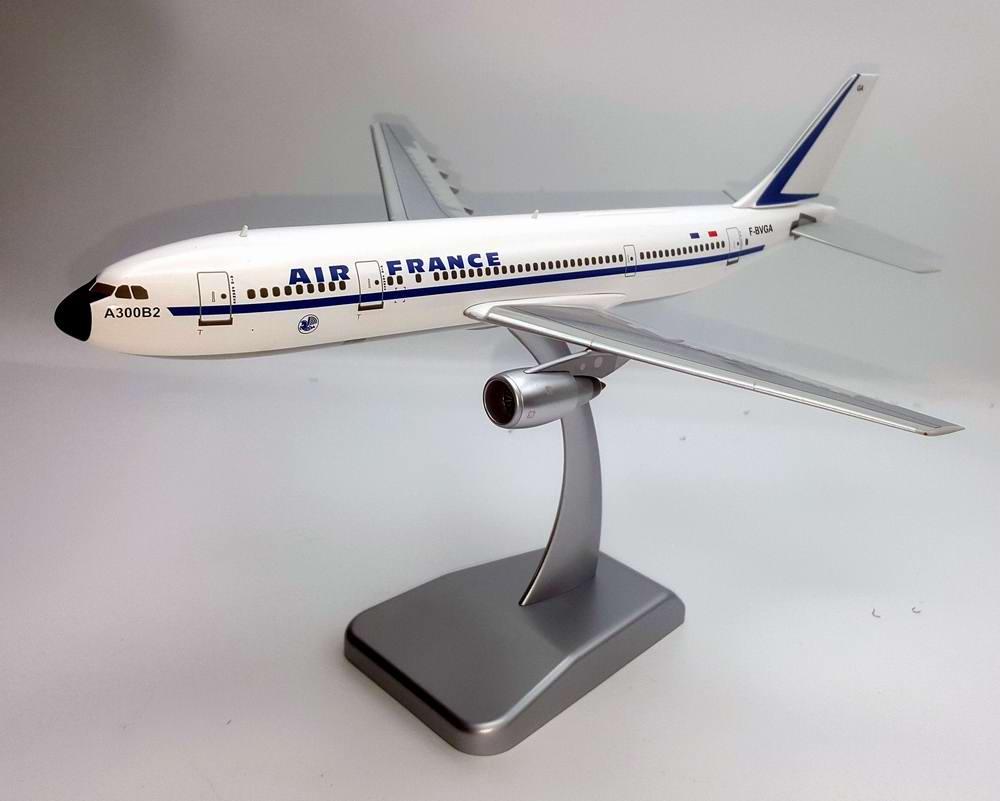 Maquette AIRBUS A300-B2 AIR FRANCE 1/200