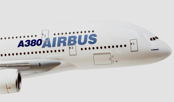maquette Airbus A380-800 Airbus Industrie 1/200