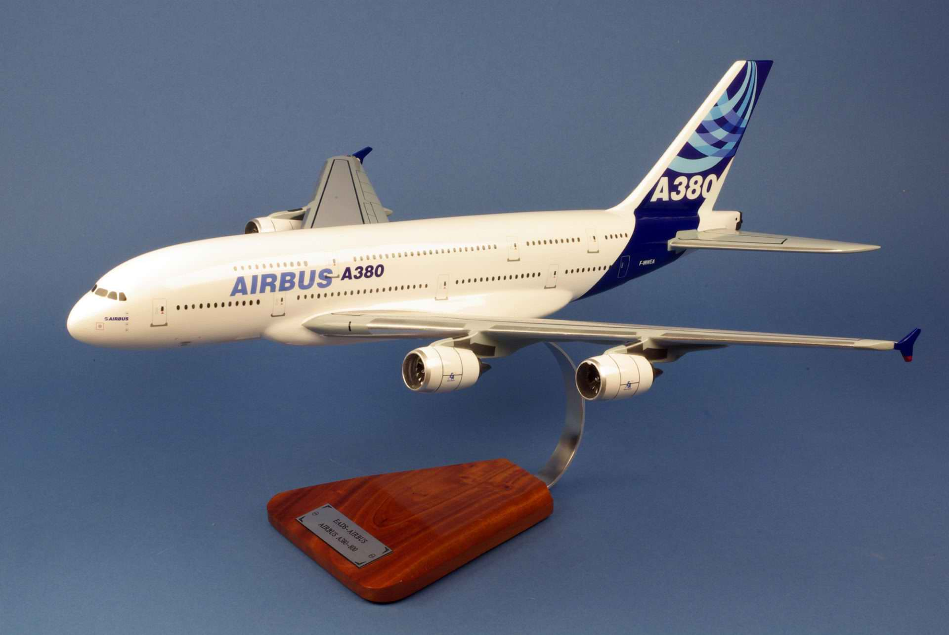 Maquette Avion AIRBUS A380-861 F-WWEA First Flight AIRBUS INDUSTRIES 1/140