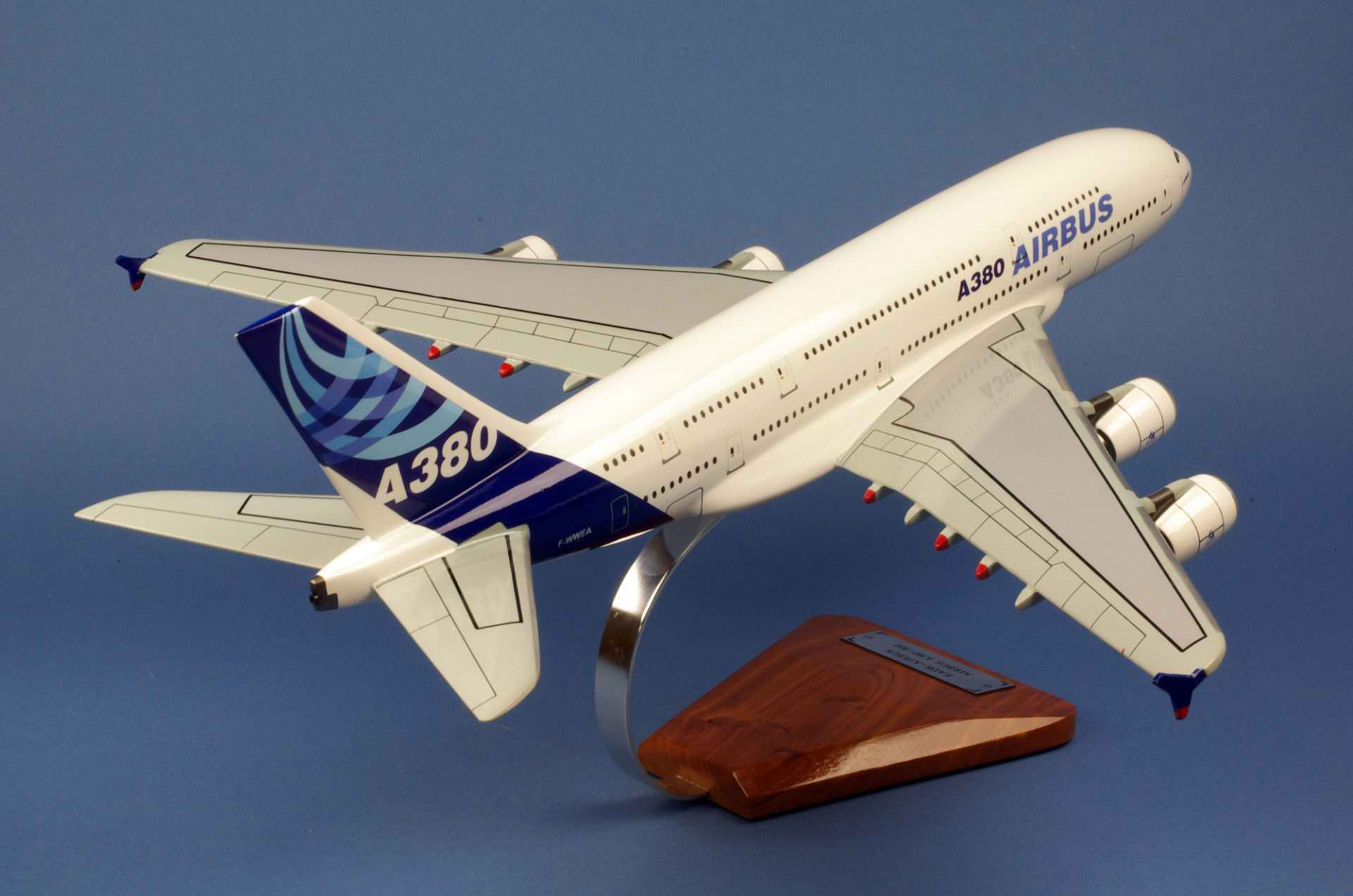 Airbus A380-800 nouvelles couleurs AIRBUS INDUSTRIES