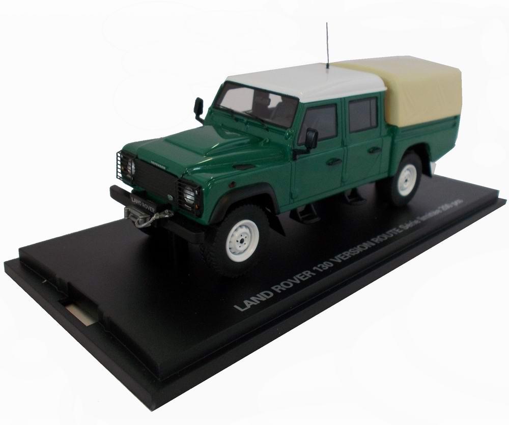 Miniature voiture LAND ROVER 130 Alarme