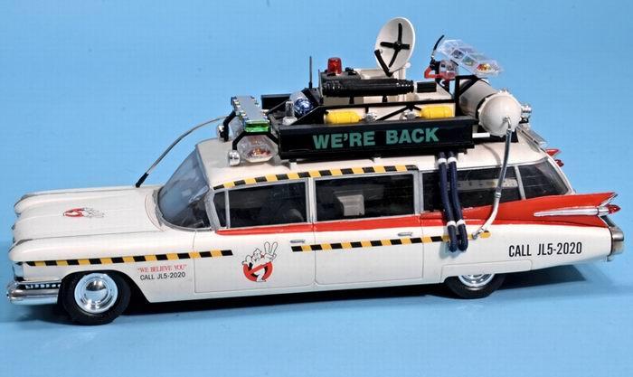 Ghostbusters 2 Sélectionnez Série 7 nous sommes de retour EGON SPENGLER Action Figure