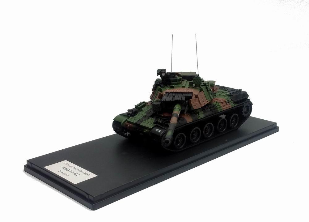 modèle Char de combat AMX30B2 BRENUS