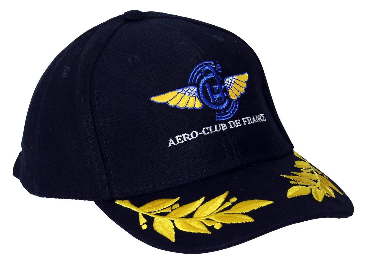 Casquette Aéro-Club De France AéCF
