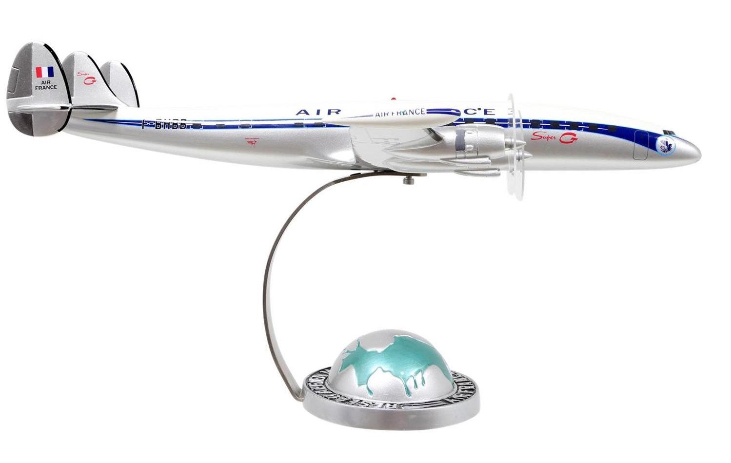 Maquette Avion Super G SUPER CONSTELLATION AIR FRANCE