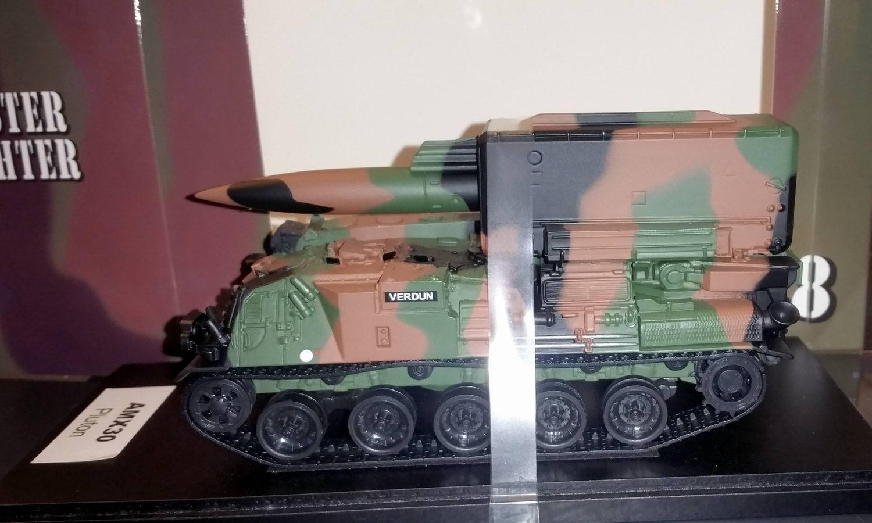 Char Anti-Aérien AMX30 Missiles Pluton