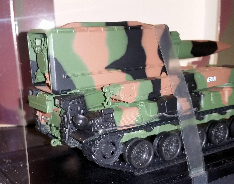 Char AMX30 Missiles Pluton