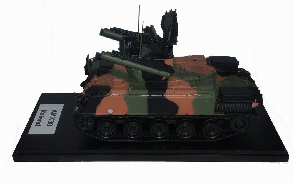Char Anti-Aérien AMX30 Missiles ROLAND