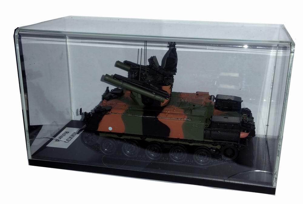 Char AMX30 Missiles ROLAND