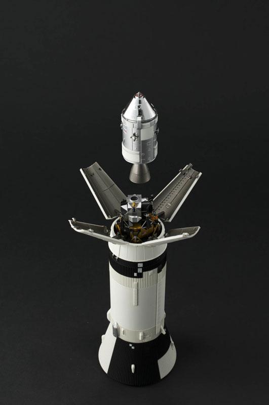 NASA Fusee Spatiale Americaine Apollo 13 et Saturn V