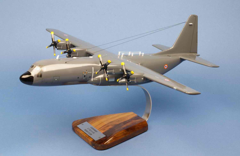 Maquette Avion LOCKHEED C130H 30 Hercules ARMEE DE L'AIR 1/80