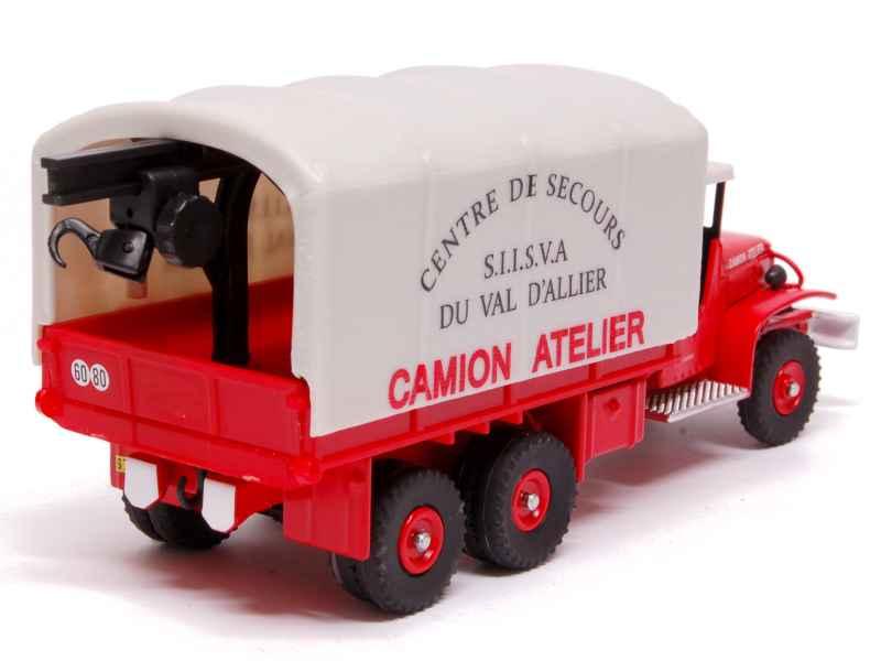 GMC Camion CCKW Pompier 1/50 CIJ