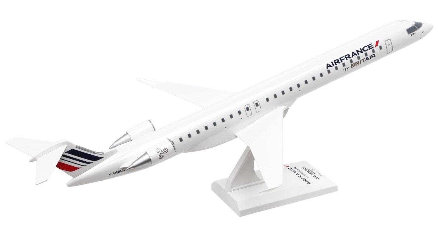 Maquette AIR FRANCE CRJ-1000 Brit Air - Air France 1/100