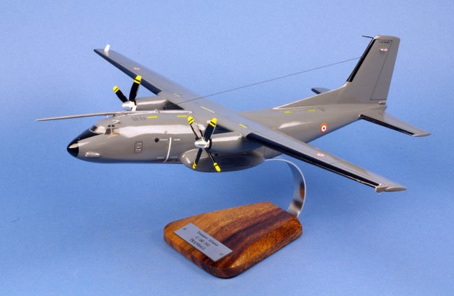 Maquette avion C-160 Transall NG